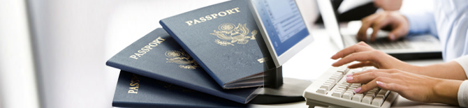 Passport & Visa Control